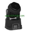 China 18X3W led mini wash beam moving head light for sale
