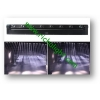 China 8X10W white color mini led beam washer disco light for sale