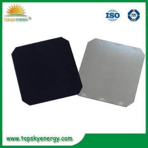 China 125x125mm / 5 inch Sunpower solar cell, Made in USA on sale
