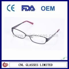 China High Fashion Diamond Acetate Lady Stone Eyewear Frame Glasses (MW1064) on sale