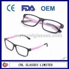China 2013 Fashion Designer Injection Eyewear Frames For Women (S01072) on sale