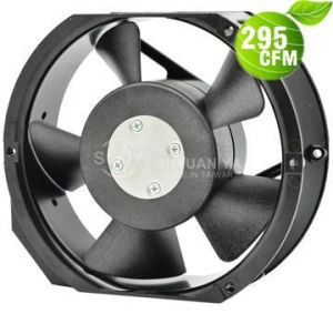 China 151x172mm AC Axial Fans on sale