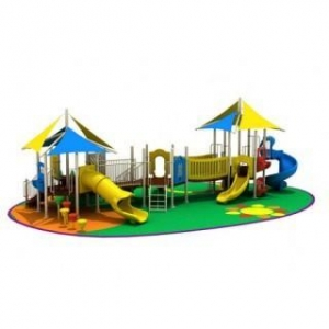 China Day care playground equipment X1401-11 on sale
