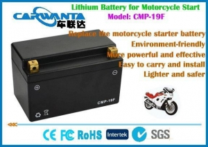 China Motorcycle Lithium Battery on sale