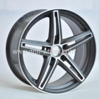 18 INCH STAGGER SIZE VOSSEN CV5 WHEEL RIM ALL TYPES OF FITMENT