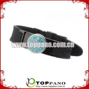 China energy wristband ions power bracelet on sale