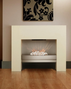 China Free-standing fireplaces MK-W4001 on sale