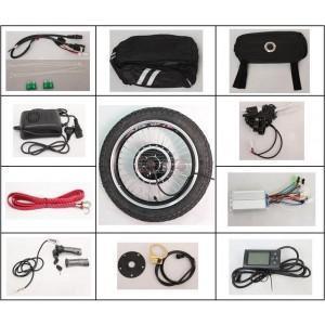 China e-Bike Conversion Kits 36V 250W 14 Front Wheel Electric Bike Conversion Kit with LED/LCD Panel on sale