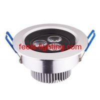 9W led downlight globes