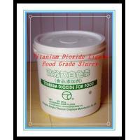 Titanium Dioxide Liquid Food Grade Slurry