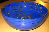 China Splashed Color Salad Bowl[#Splashed SB] on sale