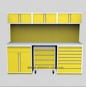 China Integrated Garage tool Storage Solution AX-ZHG0068-Y-1 on sale
