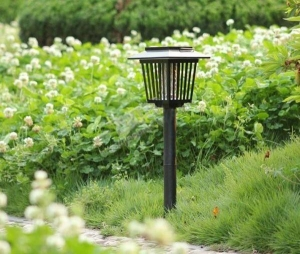 China Solar mosquito killer lamp on sale