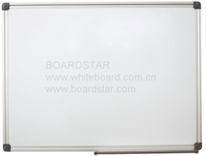 China Aluminum framed Porcelain/Enameled whiteboard (Single or Double sided) on sale