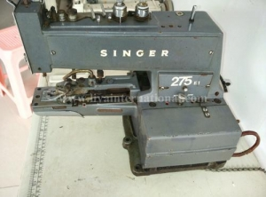 China SINGER 275 Heavy Duty Sewing machine used on sale