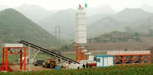 China Stabilized Soil Mixing Plant on sale