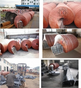 China Good price fiber glass Spiral chute /Spiral separator/Spiral concentrator on sale
