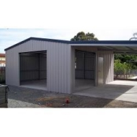 Prefabricated Steel Structure Industrial Shed
