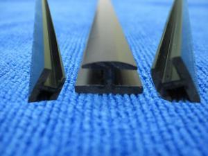 China Plastic extrusion profiles on sale