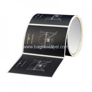 China print self adhesive labels on sale