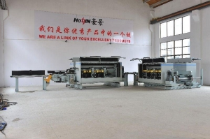 China Laminated Flooring DET Production Line on sale