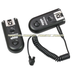 China Yongnuo RF603II C1 Wireless Flash Trigger For Canon 60D/550D/500D/1000D/450D/400D/350D/300D on sale