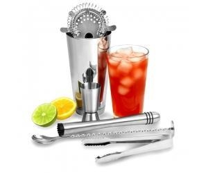 China Stainless Steel Bar Set Cocktail Set on sale