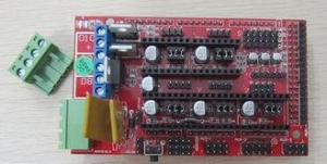 China LED PCB Board Manufacturers Fabrication and Assembly RAMPS 1.4 3D Printer Control Panel on sale