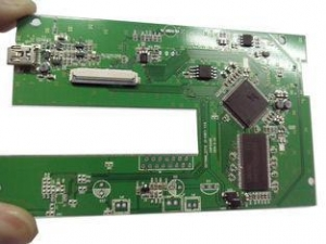 China 2 Layer PCB Design and Layout , Blank Egotwist Prototype Printed Circuit Board on sale