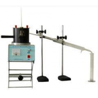 Liquid petroleum tar distillation tester