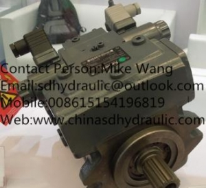 China Rexroth A10VG28 Hydraulic Piston Axial Pumps and Parts on sale