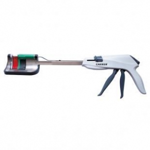 China Double Handle Disposable Curved Cutter Stapler on sale