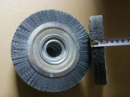China Abrasive Wheel Brushes on sale