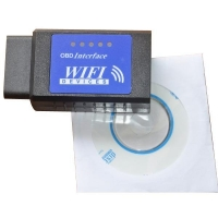 2013 ELM327 OBDII WiFi Diagnostic Wireless Scanner Apple IPhone Touch