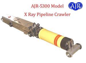 China AJR-5300 X Ray Pipeline Crawler on sale