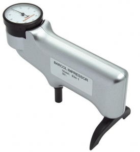 China Barcol Impressor / Barcol Type Portable Hardness Tester on sale