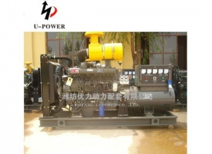 China Unique R series diesel generating sets on sale