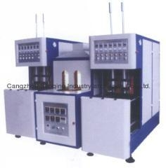 China ZQ23-III semi-automatic stretch blow moulding machine on sale