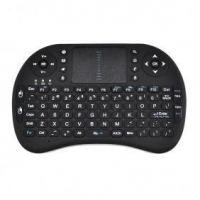 Portable Mini 2.4GHz 2.4G Wireless Keyboard Touchpad Mouse Combo