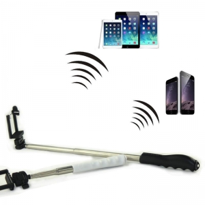 China JHM-806 Wireless Bluetooth Remote Shutter + Monopod with Zoom function for iOS iPhone iPad Samsung on sale