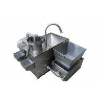China The stainless stell of bean washing machine on sale