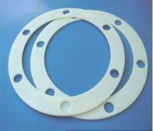 China PTFE(Teflon)Rod ,Gasket,Pipe on sale