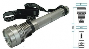 China HID Torch Light T-01 on sale