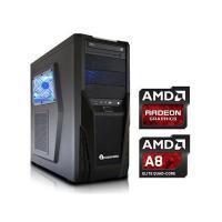 PC Specialist Infinity XT AMD A8-7650K 8GB 1TB AMD Radeon R7 Win 8.1