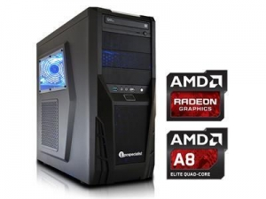 China PC Specialist Infinity XT AMD A8-7650K 8GB 1TB AMD Radeon R7 Win 8.1 on sale