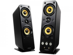 China Creative GigaWorks T40 Series II - PC multimedia speakers - 32 Watt (Total) - gloss black on sale