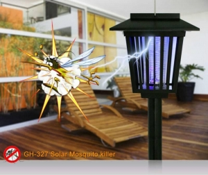 China Solar mosquito killer lamp AGD-01 on sale