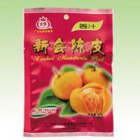 Ginger Juice Mandarin Peel