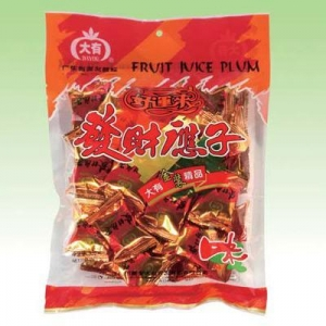 China Fruit Juice Plum(Fa-Cai Yin-Chi) on sale