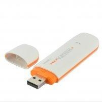 China 7.2Mbps Huawei E1750 Unlocked 3G Dongle HSDPA Wireless MODEM Sup on sale